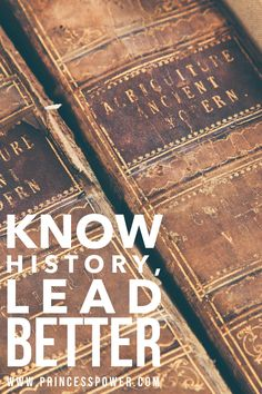 Know History, Lead Better on The Princess Power Hour Podcast! Princess Power, Entrepreneur, Success, Wellness, History, Tips, Historia, Counseling