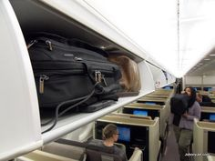 You, Your Bag and the Overhead Bin