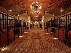 Beautiful barn in Wellington, FL! #charleighscookies #dreambarns #equestrian