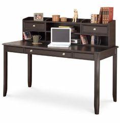 Sparta Desk With Hutch Desks Home Office Furniture