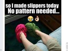 No pattern needed! Bet this would work great for mittens too!