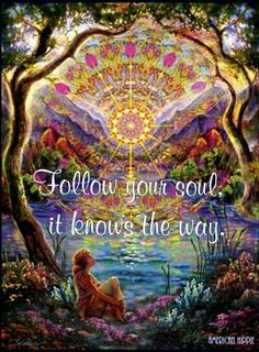 ☮ American Hippie ☮ Follow your soul