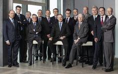 Le Comité de direction