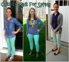 LaForce Be With You - Outfits Mint for Spring
