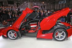 Ferrari LaFerrari auto - http://autotras.com