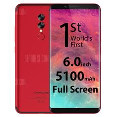🏷️🐼 UMIDIGI S2 4G Phablet RED - 152.19€    Tip: Unlocked for Worldwide use. Please ensure local area network is compatible. click here for Network Frequency of your country. Please check with your carrier/provider before purchasing this item. UMIDIGI S2 4G Phablet Android 6.0 6.0 inch Helio P20 Octa Core 2.3GHz 4GB RAM 64GB ROM 13.0MP +...  #BonsPlans, #Deals, #Discount, #Gearbest, #Promotions, #Réduc, #UMIDIGI