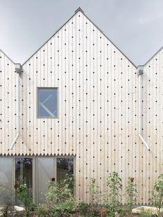 Play Barn - Adam Khan Architects, Pensthorpe, UK