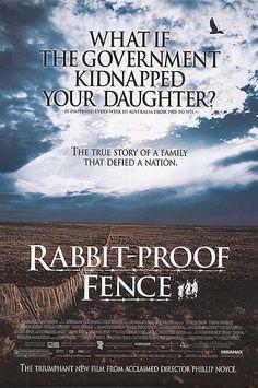 rabbit proof fence techniques