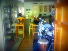 Inside OVIRadio Studios