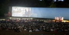 Open Air-Kino in Berlin | Open air cinema in Berlin