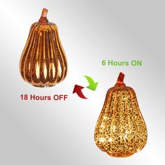 Romingo Mercury Glass Lighted Pumpkin with Timer for Fall and Home Decor, Orange, inches *** Would like to know more, click the image. (This is an affiliate link). Thanksgiving Decorations, Christmas Decorations, Pumpkin Lights, Glass Pumpkins, Pretty Lights, Mercury Glass, Pumpkin Decorating, Halloween Pumpkins, Fall Decor