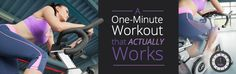 A One-Minute Workout that Actually Works