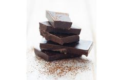 9 Foods That Help You Lose Weight: Dark Chocolate It's way more filling than milk chocolate, according to findings from the University of Copenhagen.