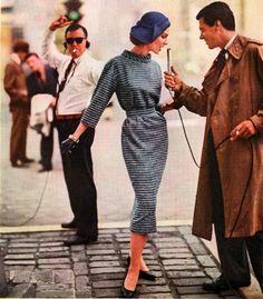 Street Style 1957