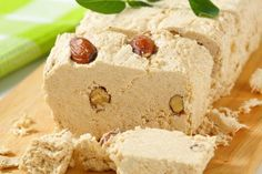 Here is a recipe for a Greek baked halva, a pudding dessert that originated in Turkey.
