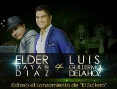 @ElderDiaz01 y @LGDeLaHoz , exitoso lanzamiento de El Soltero - http://wp.me/p2sUeV-4av  - #Noticias #Vallenato !