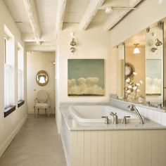 Southern Living bathroom ideas | your master bath a relaxing retreat with decorating and design ideas ...