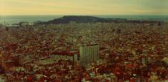 View of Barcelona, Pinhole - F.173 - 6Sec. - more on abiteof.com