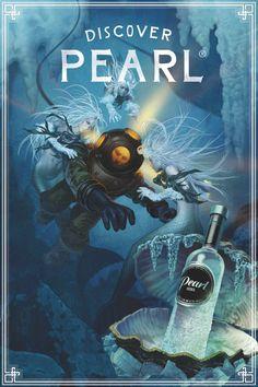 Pearl Vodka: Arctic