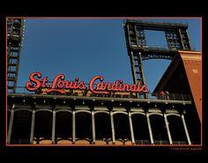 Busch Stadium, St. Louis, Missouri
