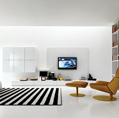 Modern Leather Sofa Set, Living Room Furniture, White, Red, Blue: No Longer a Mystery - myriaddecor Modern Leather Sofa, Leather Sofa Set, Living Room Furniture, Living Room Decor, Modern White Living Room, Portable Shelter, Home Alone, Beautiful Interiors, Living Room Designs