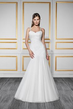 Moonlight Tango Style T737 💟$330.99 from http://www.www.queenose.com   #bridalgown #bridal #style #weddingdress #moonlight #wedding #mywedding #tango