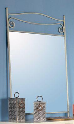 Espejo Midas, se puede cambiar el color de la forja