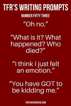 Something like that when the main characters talk in the middle of the 1 or 2 chapter..... Or no.. It's Your story