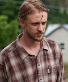 "Actor Boyd Holbrook discusses his role in the film ""Little Accidents"""