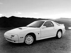 """Mazda RX-7 """"10th Anniversary"""" (1988).  """"favorite car ever except for sti """"22b"""""""