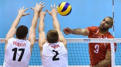 CBC Sports   The Canadian men's volleyball team fell in straight sets to France on Saturday in Antwerp, Belgium, in the third weekend of FIVB World League Group 1 play. France, which has won four of the five meetings all-time against Canada in World League, took the match 25-16, 25-15,... - #Canada, #CBC, #Dominates, #France, #League, #Sports, #Volleyball, #World, #World_News