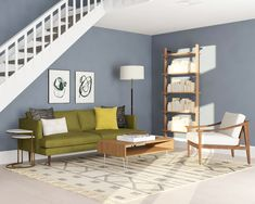 small modern living room design discount furniture nj 103 best mid century ideas images in 2019 modsy 3d 5 new retailers you see and shop your home