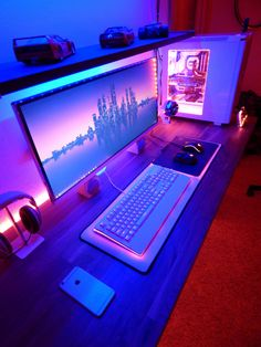 computer desk ideas, corner+computer+desk #desk (computer desk) Tags: Diy computer desk, small computer desk ideas, gaming computer desk ideas #computer : l shaped computer desk ideas