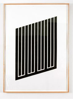 DONALD          JUDDUntitled (S.# 89), 1977-78 Aquatint 40 x 29 in. / 101.5 x 74.5cm. Edition of 175