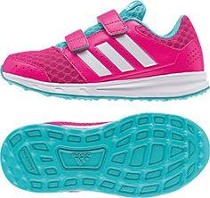adidas  LK Sport 2 CF K,  Unisex - Baby Laufschuhe , Mehrfarbig - Rosa / Blanco (Eqtros / Ftwbla / Menint) - Größe: 40 - http://on-line-kaufen.de/adidas/40-eu-adidas-lk-sport-2-cf-k-unisex-baby-laufschuhe-10