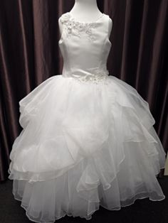 #ChristieHelene #SignatureRange #Communion #Communiondress