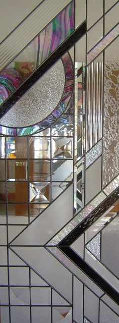 ambient stained glass - contemporary