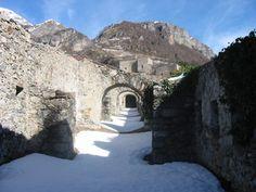 Forte di Vinadio - Alta Valle Stura di Demonte, provincia di Cuneo, 904 metri s.l.m.
