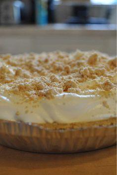Mrs. Salter's Peanut Butter #Pie #Recipe - The Ultimate #Dessert