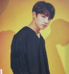 Jungkook❤ BTS X non-no Japanese Magazine~ (©myheaven0624) #BTS #방탄소년단