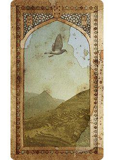 27/39 Old Arabian Lenormand by Neil Lovell
