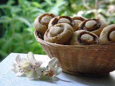 Giuly's Cucina: Funghetti con il cuore di nutella
