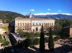 Palacio de CarlosV