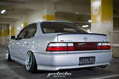 Recreating Memories // Toyota Corolla AE101 |