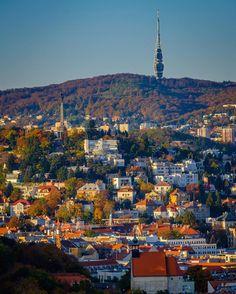 Little Big city Bratislava Slovakia, Homeland, Czech Republic, Hungary, Paris Skyline, Cities, Trips, Tower, Europe