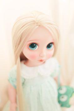 라푼젤 라라입니다//ㅁ//♡ (베이비돌 리페인팅) : 네이버 블로그