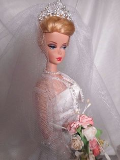 Vintage Repro Articulating Barbie Silkstone FR Parker Fashion Handmade OOAK Mary…