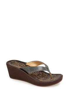 OluKai 'Kaula Lio' Sandal available at #Nordstrom
