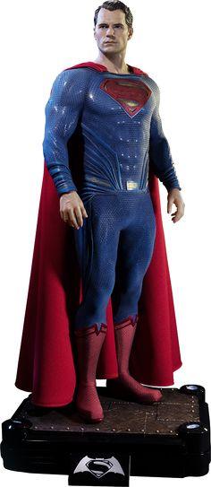 Superman Polystone Statue
