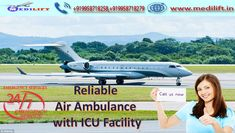 You can hire the air ambulance service to get the emergency case solution. Medilift air ambulance service in Mumbai is one of the best solution providers. You can get the excellent features in Medilift air ambulance service Mumbai. Life Flight, Emergency Medicine, In Mumbai, Ambulance, Medical, Good Things, Medicine, Paramedics, Ems